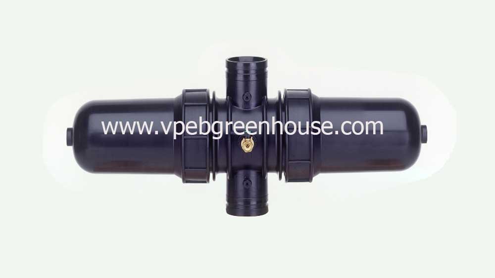 Hệ thống lọc nước trong nhà kính