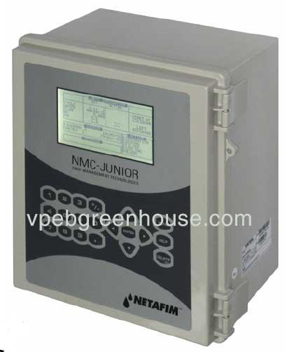 Bộ điều khiển tưới NMC Junior của Netafim