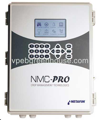 Bộ điều khiển tưới NMC Pro của Netafim
