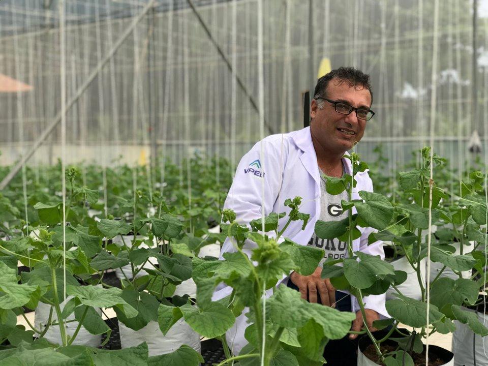Vahid Fatahian (Mr.) - Chuyên gia nông nghiệp VPEB GREENHOUSE
